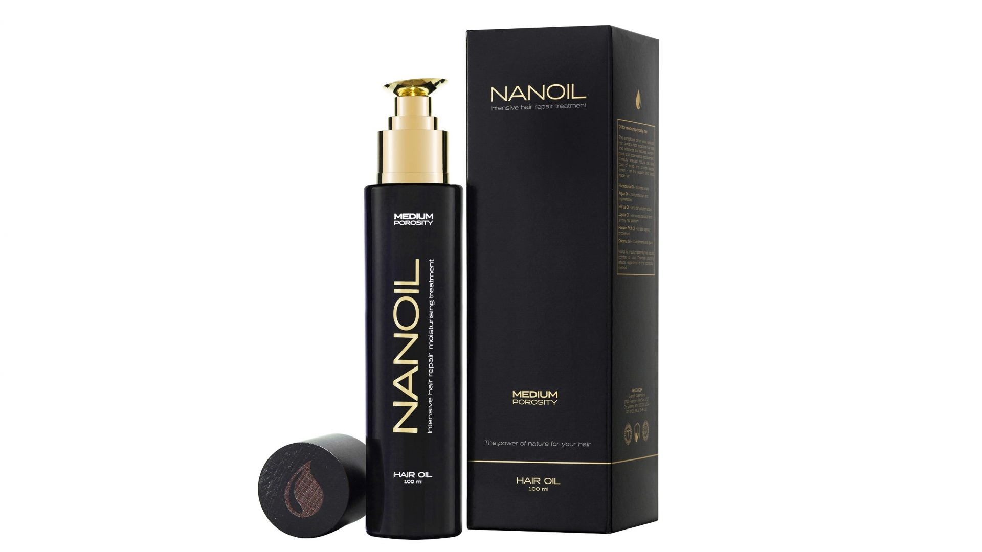 NANOIL HAIR OIL